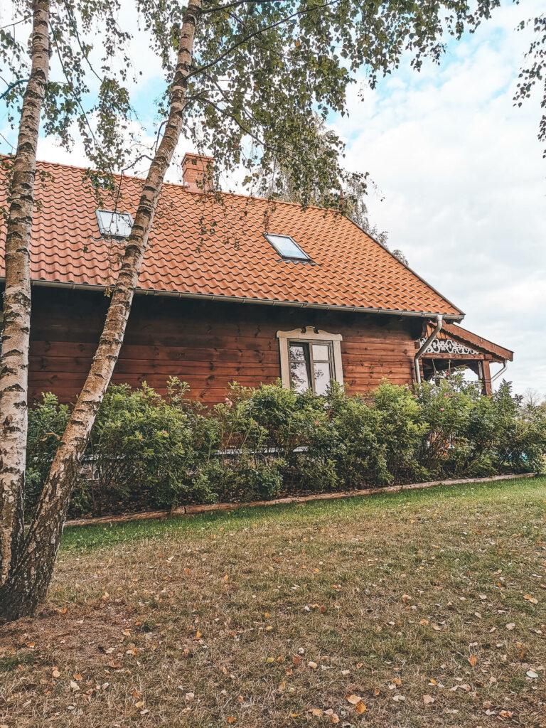 Dom na Mazurach, nocleg