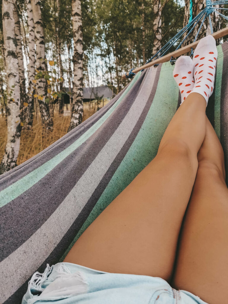 Relax na hamaku